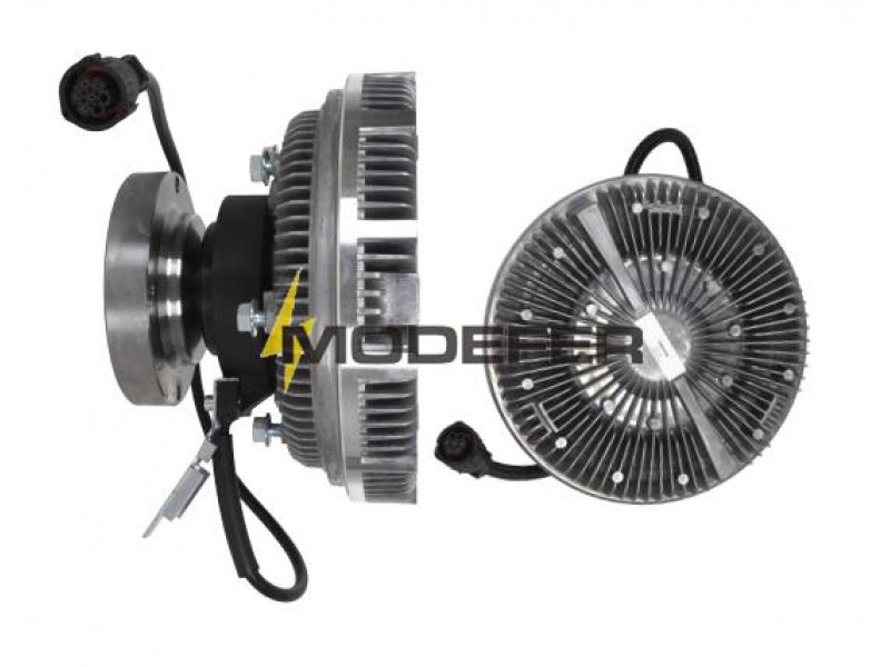 CUBO VISCOSO ELETRÔNICO FH D13 / D16 - FAN CLUTCH / POLIA VISCOSA / FAN DRIVE / EMBRAGUE